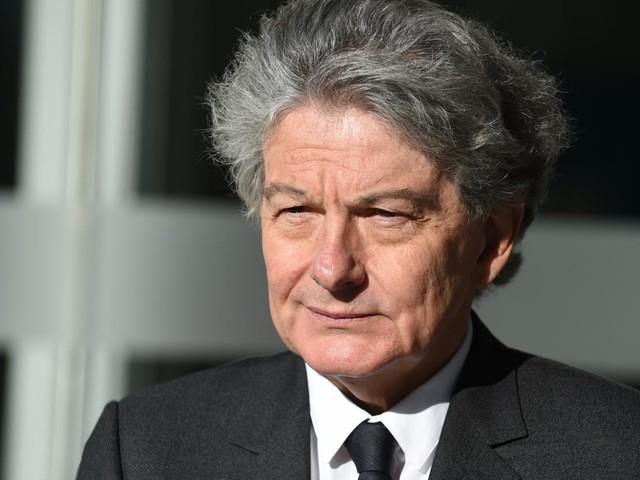 Commission européenne : après le rejet de la candidature de Sylvie Goulard, Emmanuel Macron propose Thierry Breton
