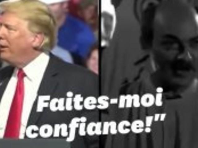 Trump et son mur avaient été prédits par cette série des années 50