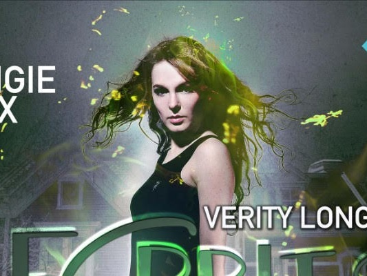 VERITY LONG tome 1 d'Angie Fox