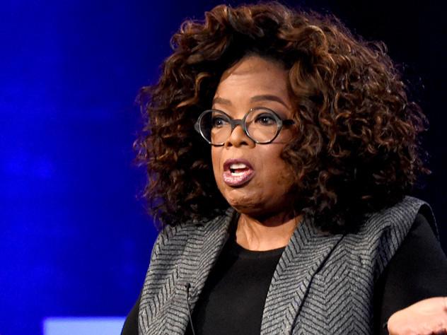 Oprah Winfrey s'explique après l'abandon de son documentaire sur #MeToo