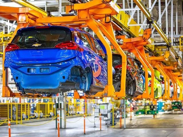 General Motors : 300 millions de dollars pour un nouveau modèle électrique