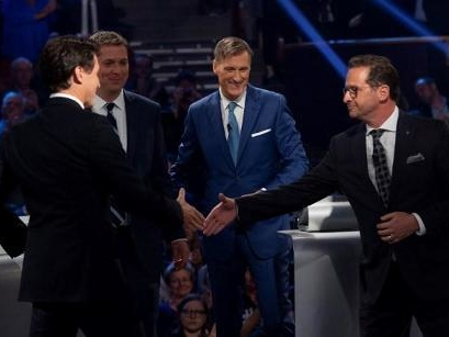 Canada: le rival de Trudeau contre-attaque lors d'un second débat télévisé tendu