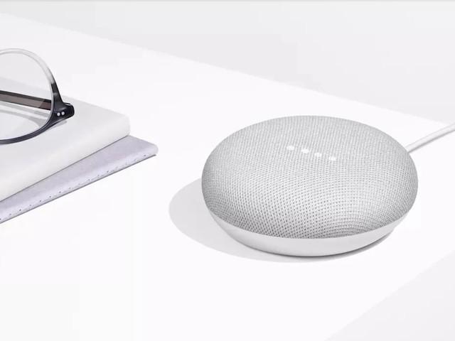 La future enceinte Google Nest Mini pourrait arriver dès le mois d'octobre