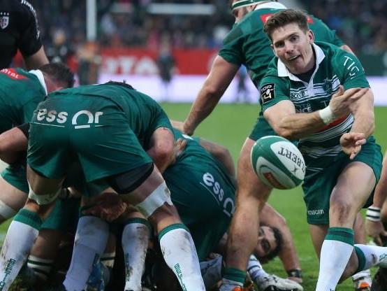 Rugby - Challenge - Pau s'impose à Gloucester et disputera son quart de finale à domicile