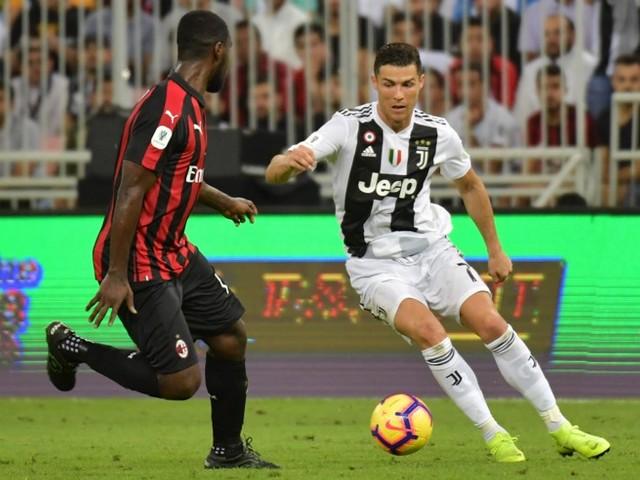 Serie A J12 : Juventus Turin – AC Milan en direct