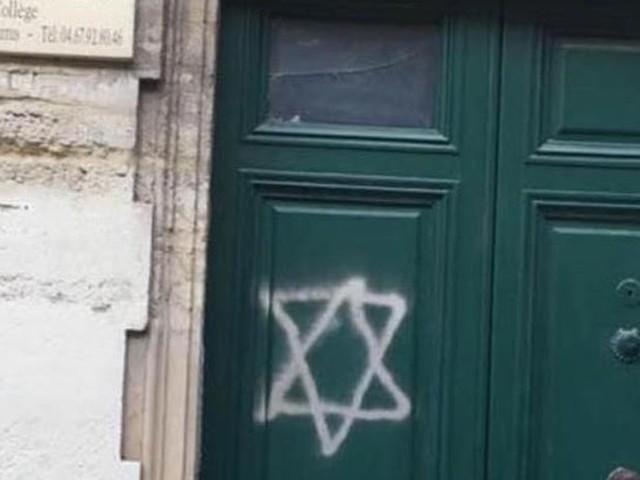 Montpellier : un tag à caractère antisémite découvert sur la porte de l'école Saint-François Régis
