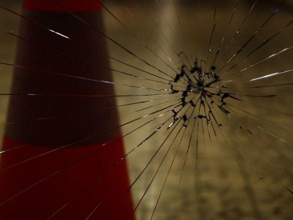 La permanence d'un candidat LR aux municipales criblée de balles en Loir-et-Cher - images