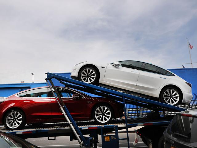 Voler une Tesla Model S en moins de 30 secondes, c'est possible