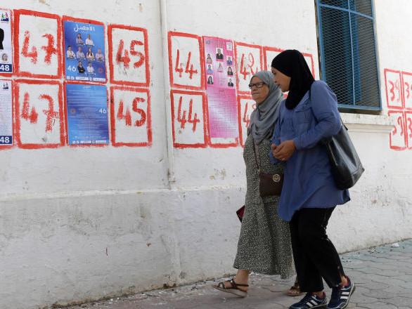 Les Tunisiens appelés aux urnes pour le 1er tour de la présidentielle