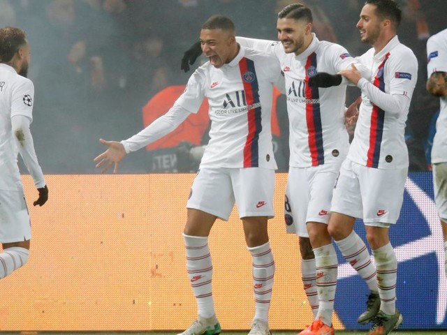 PSG-Galatasaray en Ligue des champions: le résumé et les 5 buts de la victoire parisienne