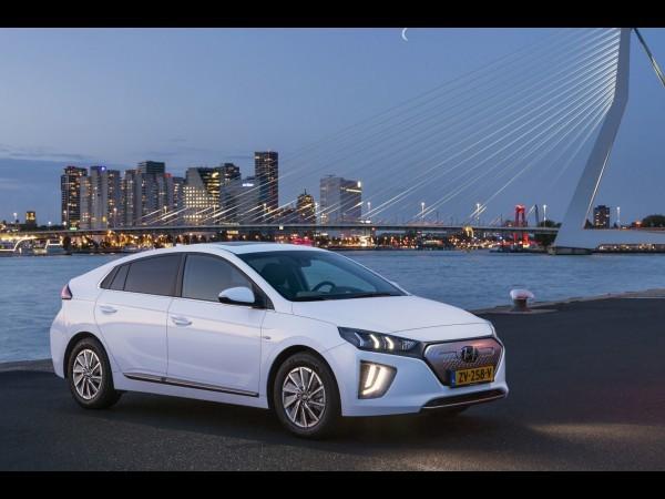 Hyundai Ioniq Electric (2019): plus loin que prévu