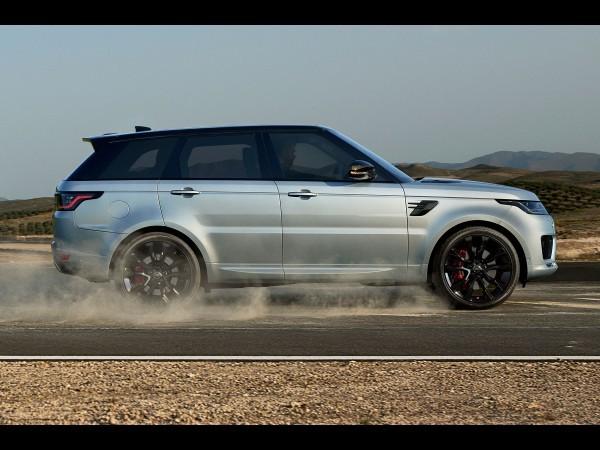 On vous présente le Range Rover Sport HST (2019)