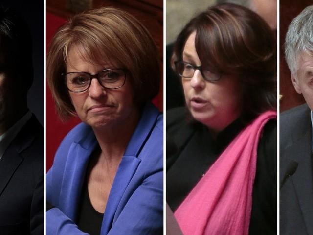 Une présidente pour l'Assemblée nationale? Deux femmes et deux hommes en course pour le perchoir