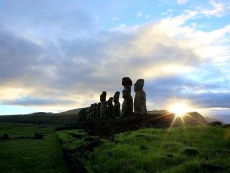 Des Samoa à l'île de Pâques: l'ADN remonte la route du peuplement de la Polynésie
