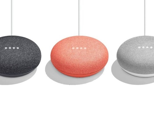 Nest Mini : Google prévoirait une nouvelle déclinaison du Home Mini