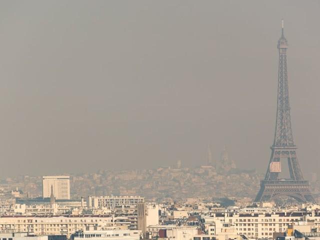 Alertes à la pollution aux particules fines pour le Nouvel An