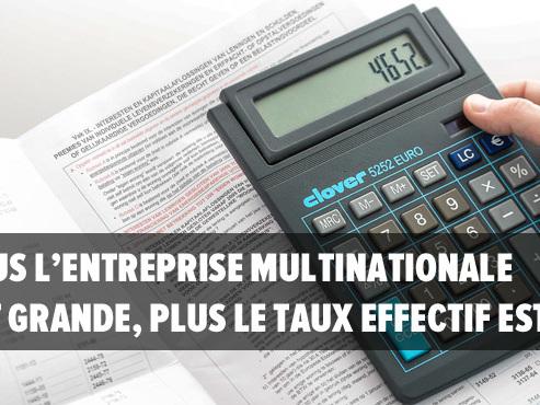 Rapport des Verts européens: les grosses multinationales fortement avantagées en Belgique au niveau des impôts