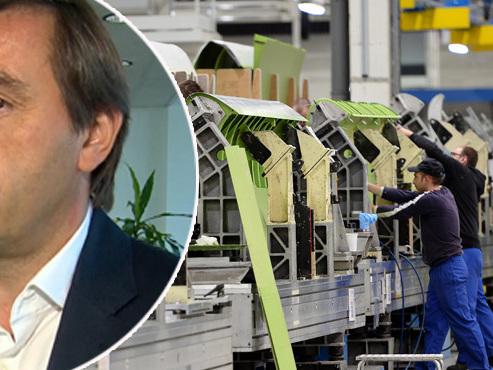 Bonne nouvelle pour les employés de la Sonaca: pas de licenciements secs prévus