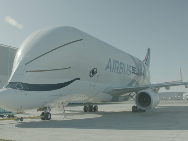 "National Geographic présente sa nouvelle production locale ""Megastructures: BelugaXL"""