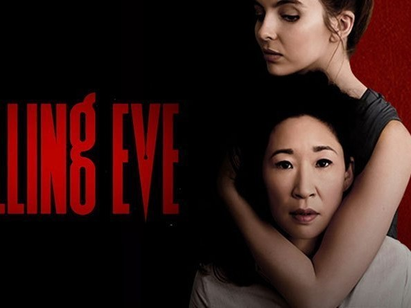 Adaptation Killing Eve- Luke Jennings