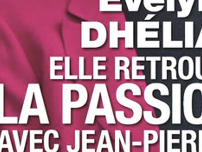 Evelyne Dhéliat retrouve la passion avec Jean-Pierre, ils ne se quittent plus