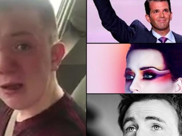 Bouleversés par cette vidéo d'une victime de harcèlement scolaire, Chris Evans et Katy Perry prennent sa défense