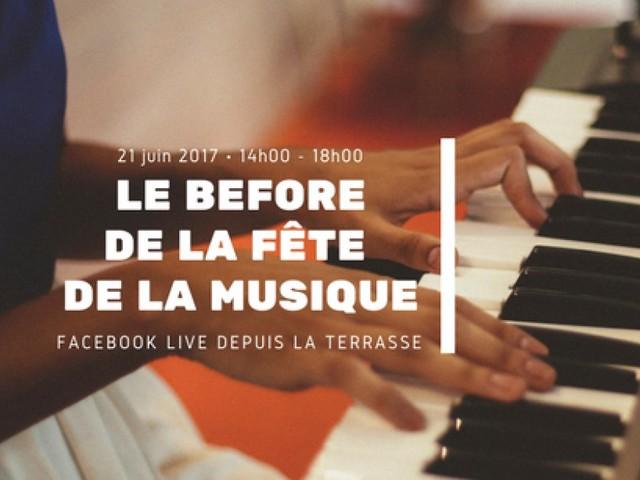 Vivez la Fête de la musique 2017 avant l'heure en direct sur Facebook