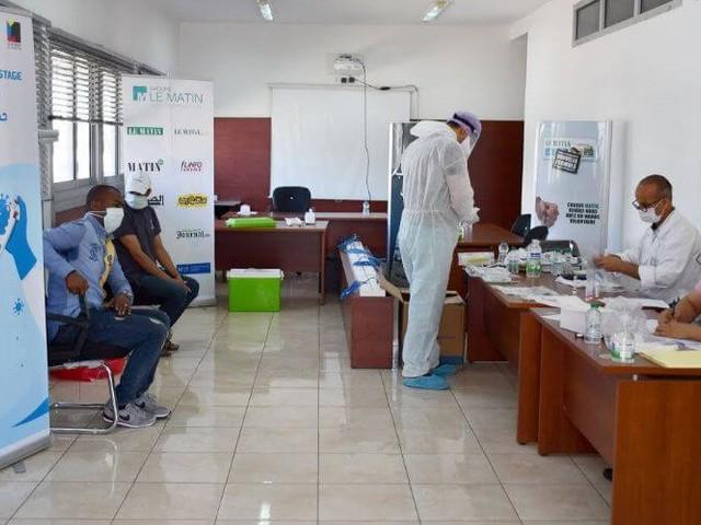 Covid-19 au Maroc : le bilan de ce mardi à 18h