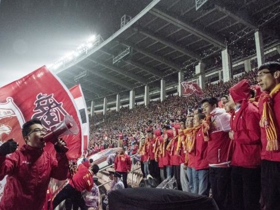 Foot - Justice - Guangzhou Evergrande sanctionné pour une banderole raciste