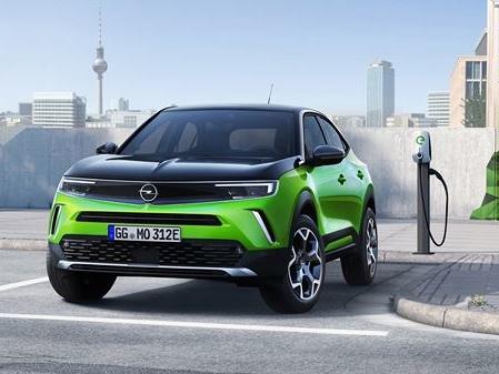 L'Opel Mokka-e électrique se décline en version purement électrique