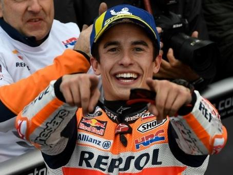 """MotoGP: Marc Marquez opéré """"avec succès"""" de l'épaule droite"""