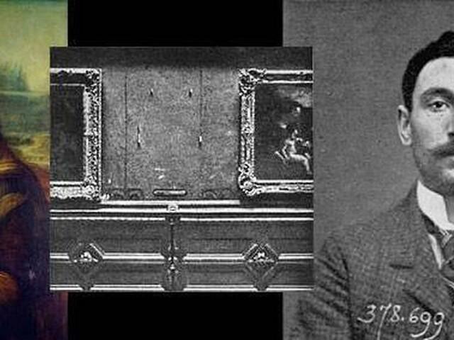 22 août 1911. Le jour où «La Joconde» est volé par un vitrier italien