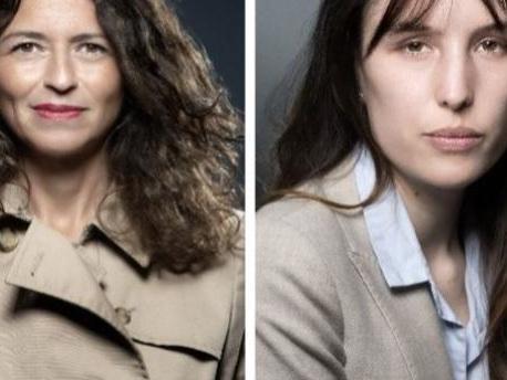 Le Goncourt et le Renaudot des lycéens remis à Karine Tuil et Victoria Mas