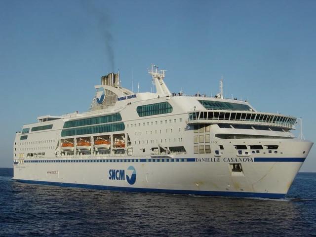 """Tunisie: Annulation de la traversée maritime du ferry """"Danielle Casanova"""" entre Tunis et Marseille"""