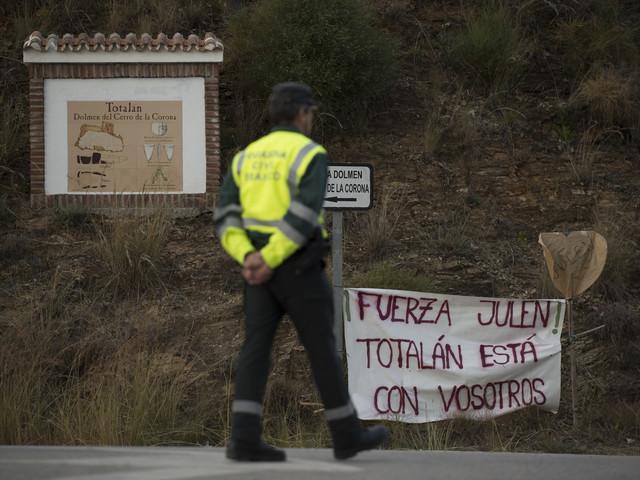 Espagne : le point sur les recherches pour retrouver l'enfant tombé dans un puits