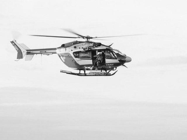 Intempéries en France: trois secouristes tués dans un accident d'hélicoptère
