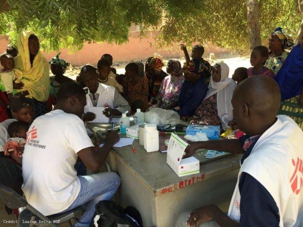 Centre du Mali : Les ONG à pied d'œuvre