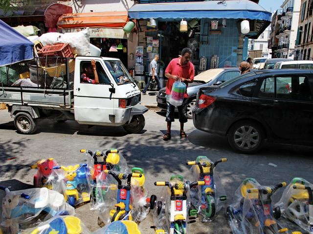 58,5% des parents tunisiens achètent des jouets pour enfants du marché informel