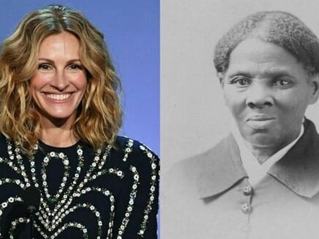Julia Roberts a été envisagée pour jouer Harriet Tubman