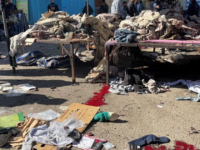 Irak: un double attentat-suicide dans le centre de Bagdad fait de nombreux morts
