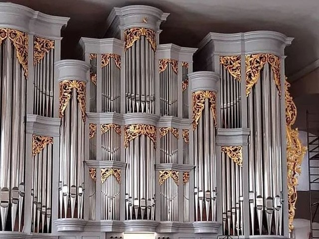 La manufacture d'orgues Thomas, à Stavelot, a fait aveu de faillite