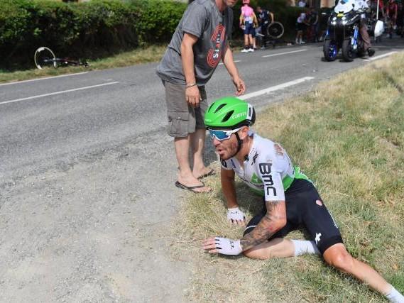 Tour de France - Tour de France: Rohan Dennis etGiacomo Nizzolo abandonnent