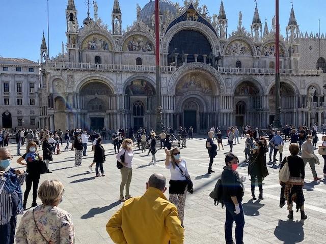 Venise post-Covid : la ville aux 30 millions de touristes annuels réfléchit à sa transformation