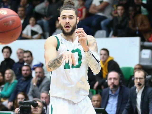 Basket – Eurocoupe (H/J9) : Nanterre s'offre le droit d'y croire, Monaco s'impose largement en Allemagne