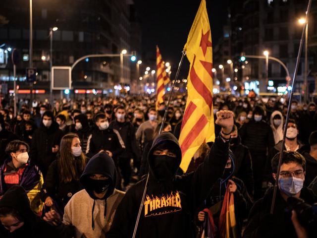 Manifestations en Espagne: «La liberté d'expression n'est qu'un prétexte»