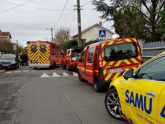 Montrond-les-Bains: une personne meurt à la suite d'une intoxication au monoxyde de carbone
