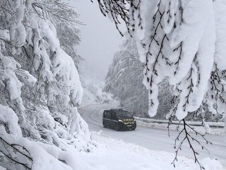 Pyrénées-Orientales : la neige perturbe les transports, 1500 foyers sans électricité