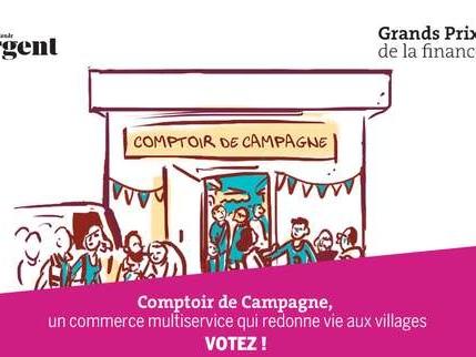 Des boutiques pour revitaliser les campagnes