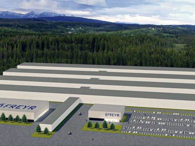 Gigafactory : la Norvège pourrait accueillir la prochaine usine de batteries