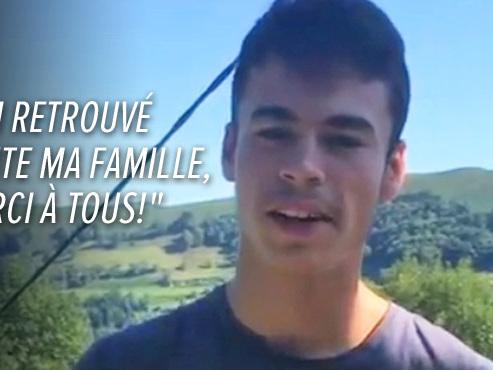 L'incroyable histoire de Loïc: orphelin, il retrouve ses frères et soeurs après 10 ans de séparation grâce à internet (vidéos)